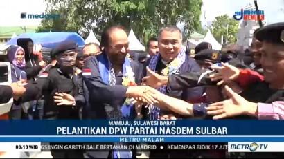 Konsolidasi Partai NasDem di Sulawesi Barat