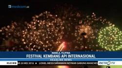 Jerman Juara Festival Lomba Kembang Api Internasional