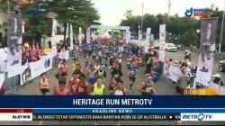 Metro TV Heritage Run Diikuti 5.000 Peserta