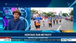 Heritage Run, Lari Sambil Mengenal Sejarah (1)