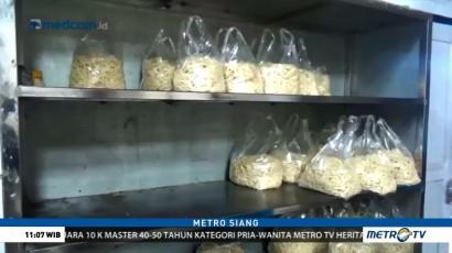 BPOM Gorontalo Gerebek Empat Pabrik Mi Mengandung Boraks