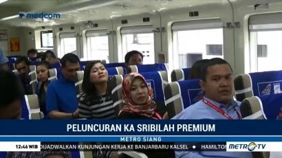 PT KAI Resmikan KA Sribilah Premium