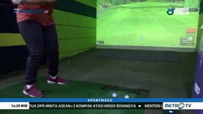 Sensasi Bermain Golf dalam Ruangan