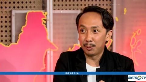 Iwan Setiawan Menulis Novel untuk Mencatat Sejarah Keluarga