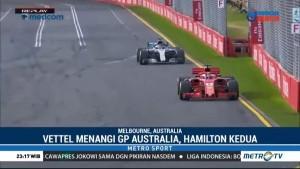 Vettel Rebut Podium Juara GP Australia