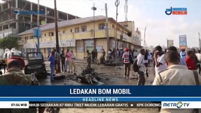 Ledakan Bom Mobil di Somalia Tewaskan Empat Orang