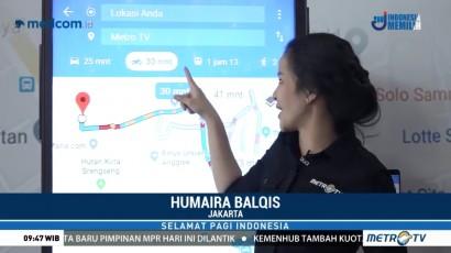 Aplikasi Ini Bantu Anda Tembus Kemacetan di Jakarta