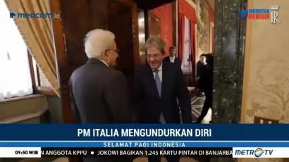 Mattarella Ingin Gentiloni Tetap Menjabat sebagai PM Italia