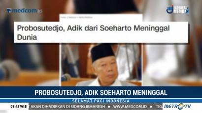 Probosutedjo akan Dimakamkan di Yogyakarta