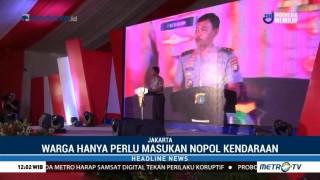 Polda Metro Jaya Resmikan E-Samsat