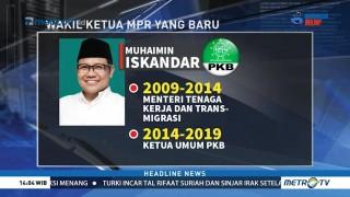 Muhaimin Iskandar Resmi Jadi Wakil Ketua MPR