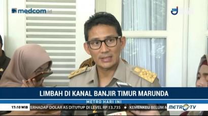Walhi Ragu Lautan Busa di KBT Marunda Disebabkan Detergen Warga