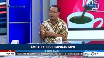 Formappi: Penambahan Pimpinan MPR Hanya Jadi Bahan Tertawaan