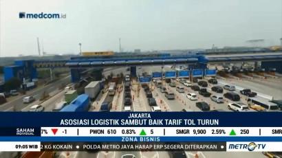 Asosiasi Logistik Sambut Baik Rencana Penurunan Tarif Tol
