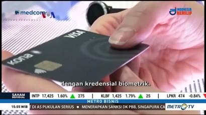 Inovasi Kartu Kredit dengan Pemindai Sidik Jari