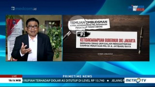 Ombudsman 'Semprit' Anies