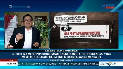 Kemendagri Yakin akan Ada Komunikasi Positif Antara Pemprov DKI dan Ombudsman