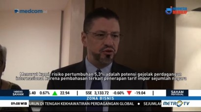 Bank Dunia Perkirakan Ekonomi Indonesia di 5,3% di 2018