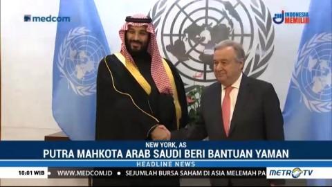 PBB Minta Saudi Akhiri Perang di Yaman