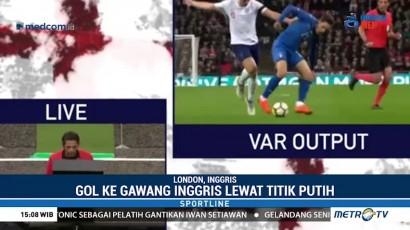 Ditahan Imbang Italia, Pelatih Inggris Kritik Penggunaan VAR