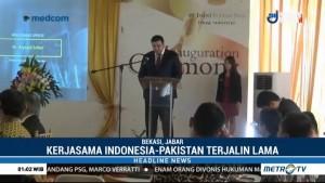 Pabrik Sabun Asal Pakistan Dirikan Pabrik di Bekasi