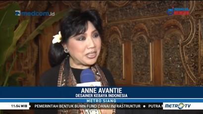 Sekarayu Wedari, Persembahan 29 Tahun Anne Avantie