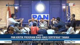 PAN Sebut Program Bagi-bagi Sertifikat Tanah Reforma Agraria Palsu