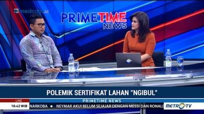 Polemik Sertifikat Tanah, Megawati Institute: PAN Hanya Mengutip Sedikit Data Hasil Riset