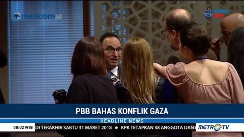 DK PBB Gelar Rapat Darurat Bahas Bentrokan Berdarah di Gaza