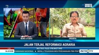 Jalan Terjal Reformasi Agraria (1)