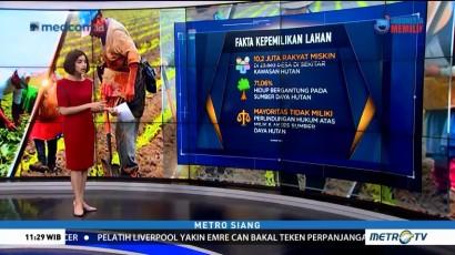 Fakta-fakta Sengkarut Lahan di Indonesia