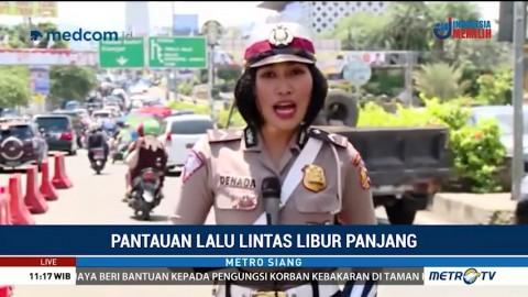 Arus Lalu Lintas di Bandung dan Bogor Lancar