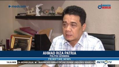 Riza Patria: Cuitan Fadli Zon Hal Wajar