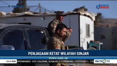 Irak Perketat Pengamanan di Sinjar