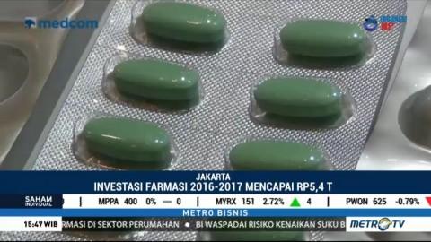Reformasi Regulasi Terbukti Percepat Investasi di Industri Farmasi