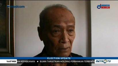 Syafii Maarif Bantah Pernyataan Prabowo