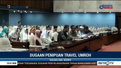 Korban First Travel Sambangi DPR