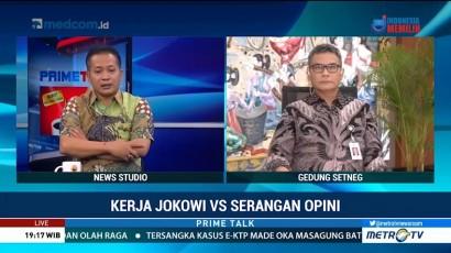 Gerindra Pertanyakan Data Jokowi Soal Pertumbuhan Ekonomi 2015