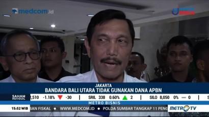 Pembangunan Bandara Baru di Bali tak Pakai APBN