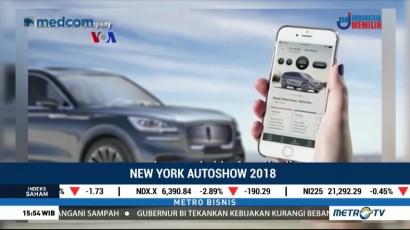 Beragam Mobil Mutakhir Mejeng di New York Auto Show