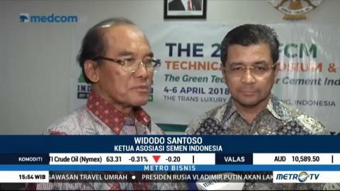 Indonesia Jadi Tuan Rumah Forum ke-25 Federasi Semen se-ASEAN