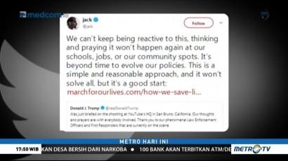 Bos Twitter Kritik Donald Trump