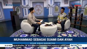 Syiar Sirah Nabawiyah: Muhammad Sebagai Suami dan Ayah (3)