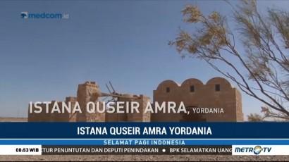 Istana Quseir Amra Masuk Situs Warisan Budaya UNESCO