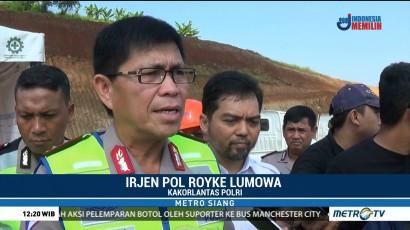 Tol Semarang-Batang Dipastikan Bisa Dilintasi pada H-10 Lebaran
