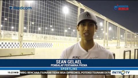 Strategi Sean Gelael di Seri Perdana Formula