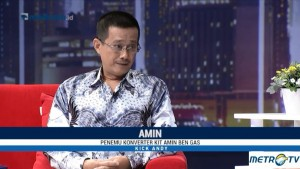 Amin Jual Ruko & Mobil untuk Kembangkan Konverter Kit Nelayan