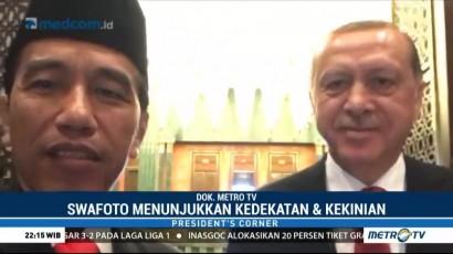 Diplomasi Selfie ala Jokowi