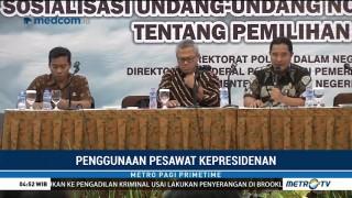 Kemendagri Sebut Jokowi Bisa Gunakan Pesawat Kepresidenan Saat Kampanye