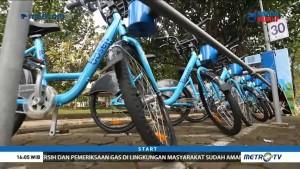 Berbagi Sepeda Via Aplikasi (1)